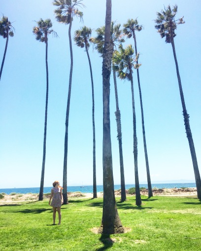 Taken while visiting Santa Barbara, California where I spent some of my childhood.