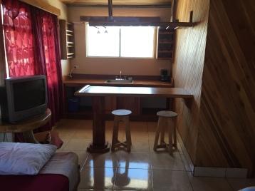 Inside my hostel